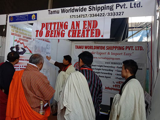 Tamu Worldwide Shipping Pvt. Ltd. - Events